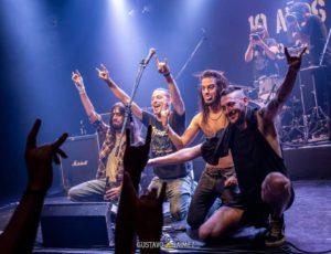 AGAINST LANZA ¨10 AÑOS LLEVANDO LA CONTRA¨ por Kaiowas para Metal Argentum Radio