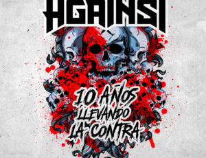Against por Leandro Calvet para HeadBangers.es